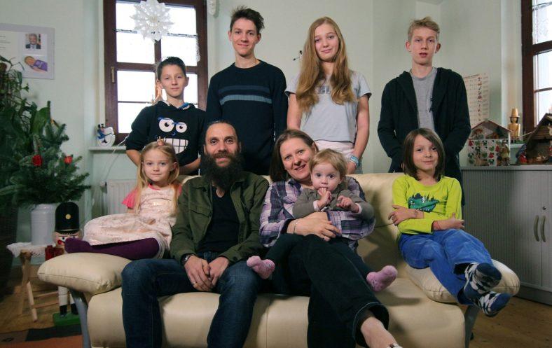 Adventsgeflüster - Familie Zieboll im Weihnachtsrausch Quelle:MDR